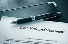 Things to Consider When Picking an Executor